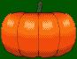 Pumpkin Pixel Art by zirukurt01