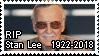 KR Stamp: Comic Legend by zirukurt01