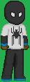 Pixel Spidersona by zirukurt01