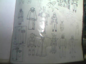 Concept Art - Original Character (2021 Update)