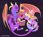 Azizi And Spyro