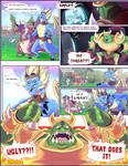 [COMMISSION] - Spyro Comic Page 7 (redone)