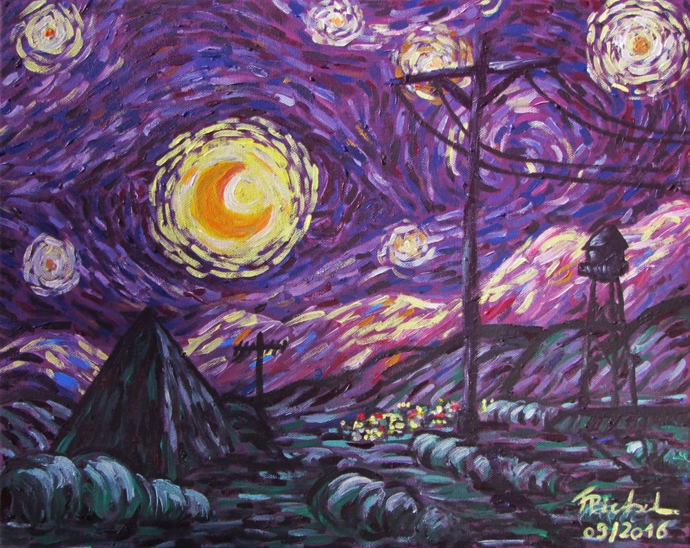 Starry Night Vale