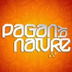 Pagan By Nature podcast logo