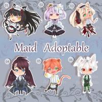 [OPEN] Adoptable Set 4/6 Set Price by TopazBlu