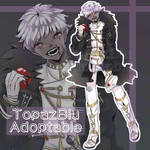 [CLOSED] AUCTION ADOPTABLE (S#001) by TopazBlu