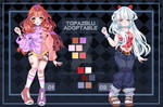 [CLOSED] AUCTION ADOPTABLE 2/2