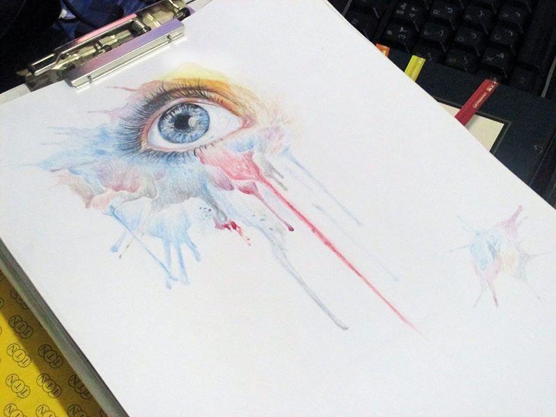 Eye by SajjadArt
