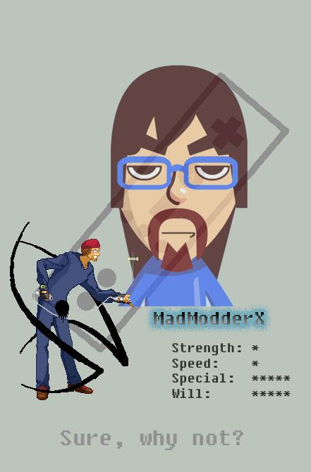 madmodderx's Profile Picture