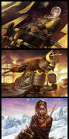 L5R: Emperor Edition Champions