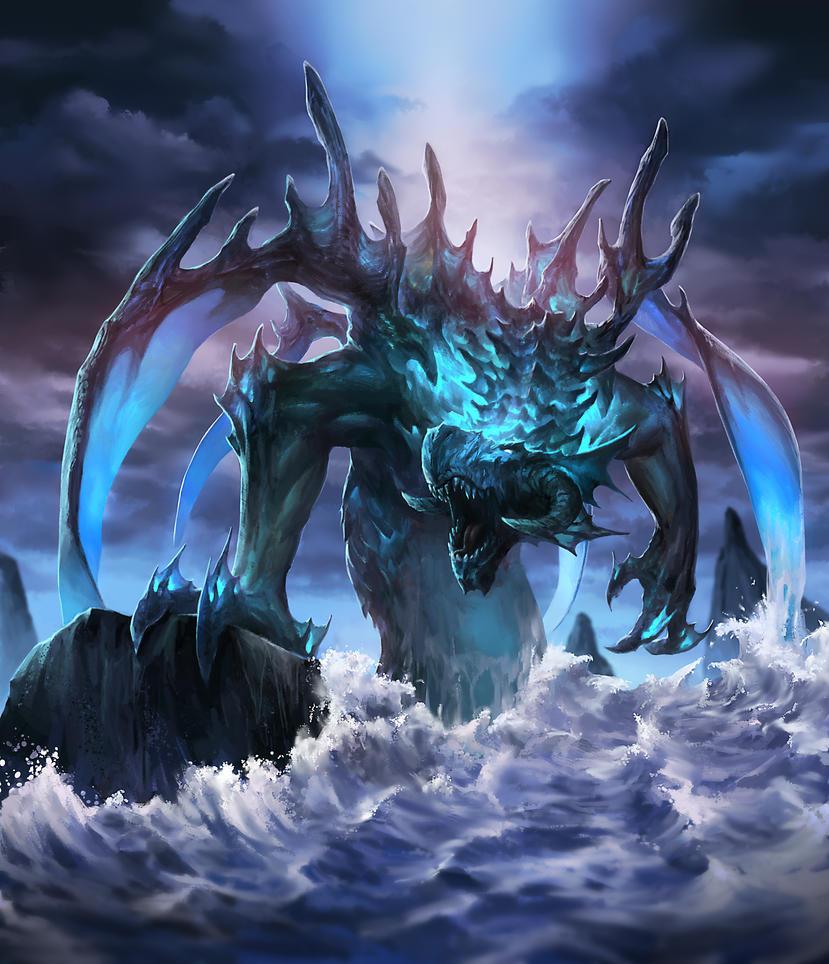 Leviathan Grande by ijur