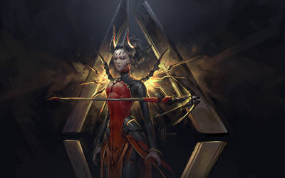 Devil by ijur