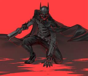 Batman CMPLXD by ijur