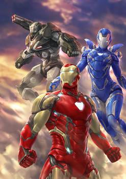 The Iron Team