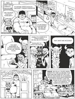Bert: The Getaway page 1