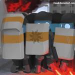 Riot in Canterlot