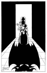 The Haunter in the Dark by CelticCrossStudios