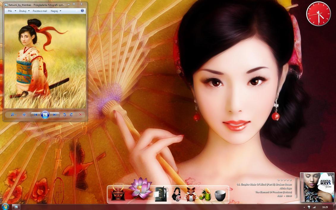 My first desktop ss by inmymind81