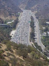 LA Traffic by shalem