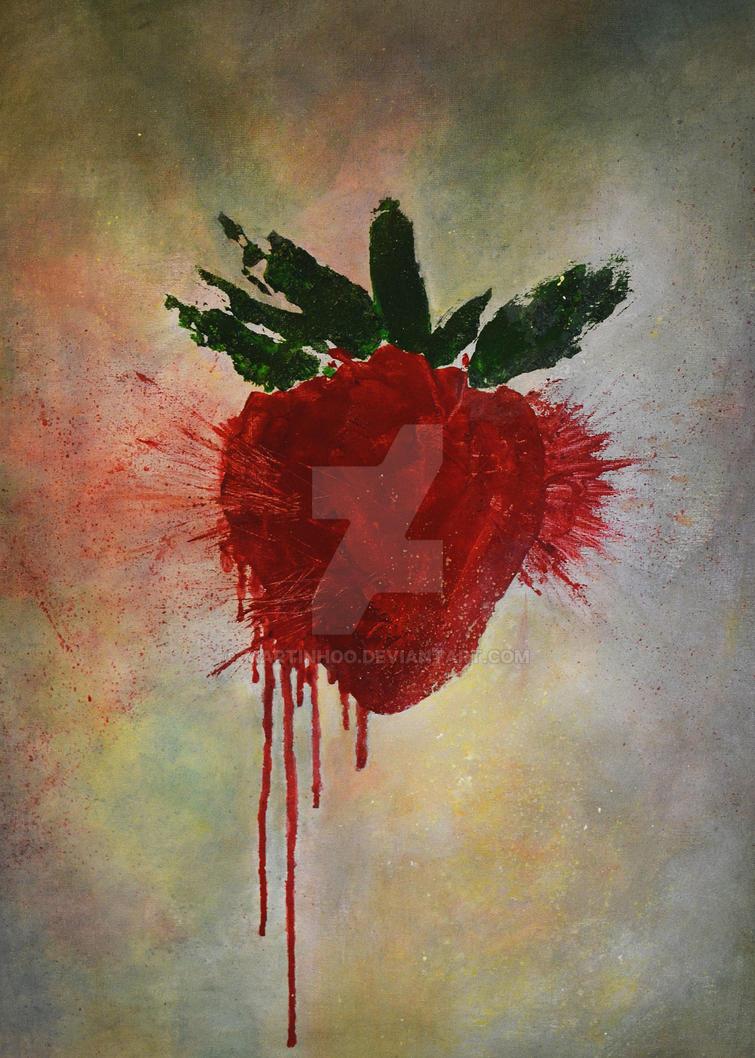 Strawberry fields forever by Martinhoo