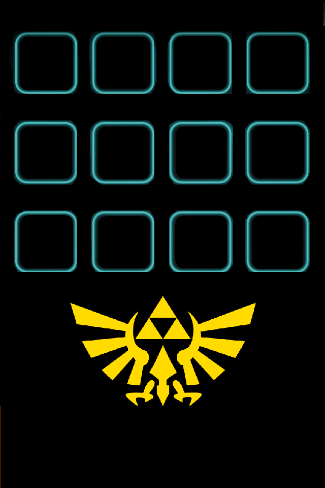 legend of zelda iphone background by theuntamednature on