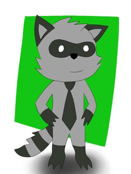 Deadlycomics Raccoon