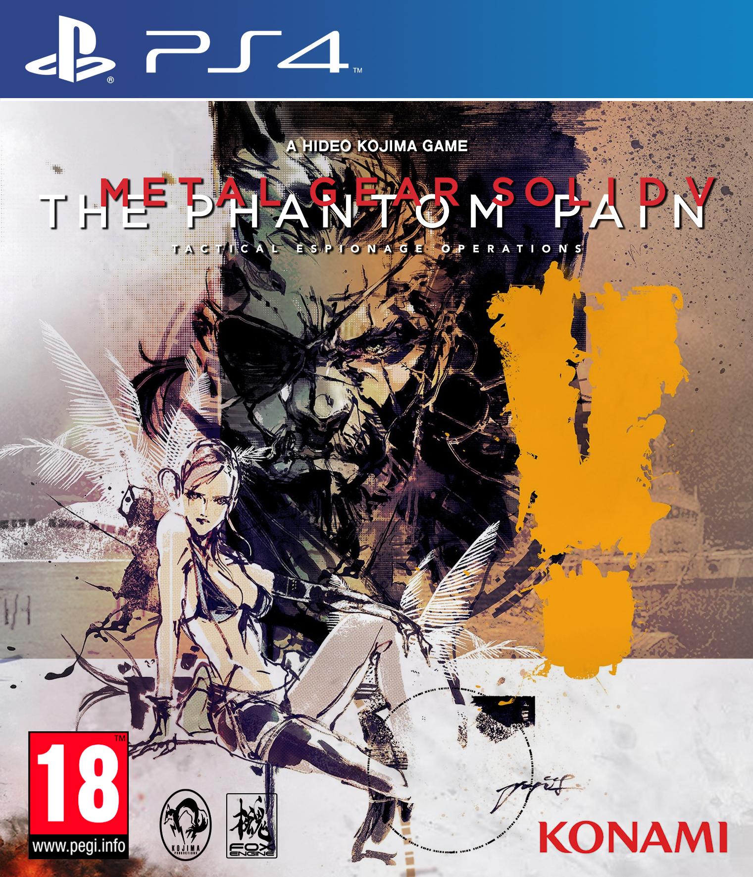 A New TPP PS4 PAL Front Cover Using The New Shinkawa Art