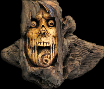 Depths of Darkness by psychosculptor