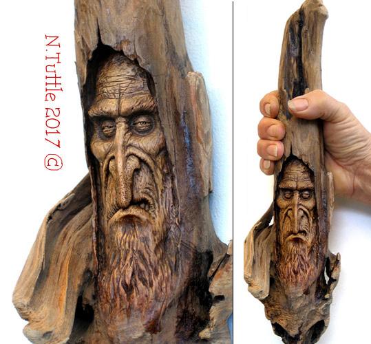 Patience of Sorcery by psychosculptor