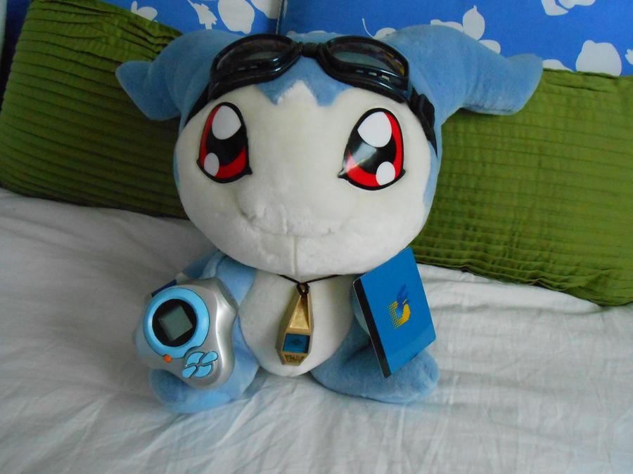 I heard you like Digimon by NoxxBunny