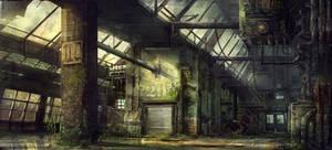 warehouse by snatti89