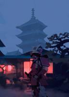 9/365 Samurai 1 by snatti89