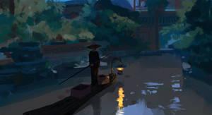 14/365 Late night fishing