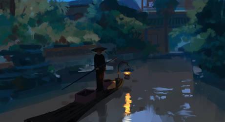 14/365 Late night fishing by snatti89