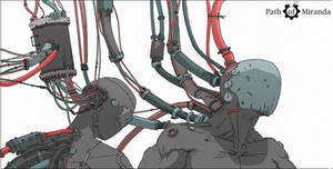 34/365 Cyborgs