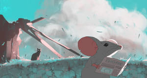 90/365 Life as a mouse 2