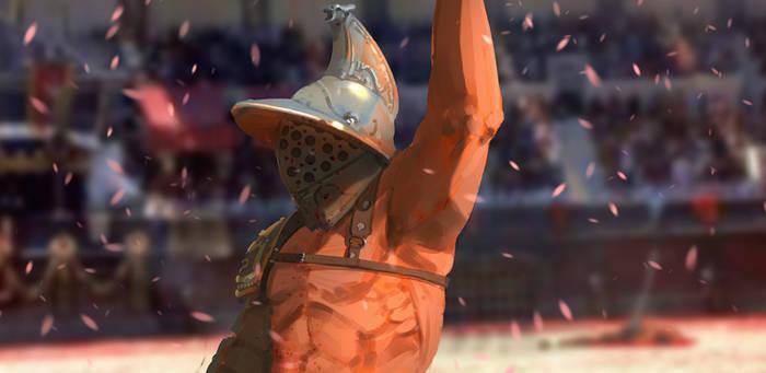 91/365 Champion of the coliseum