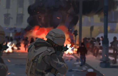 119/365 World War Z by snatti89