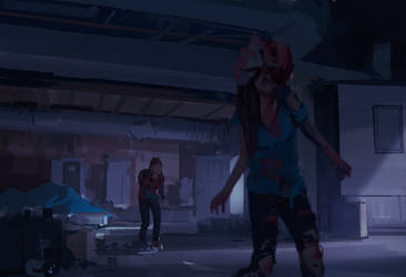 132/365 The last of us by snatti89