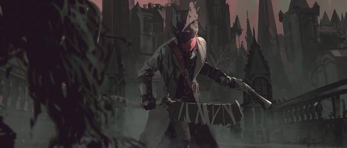 137/365 Bloodborne 2 by snatti89