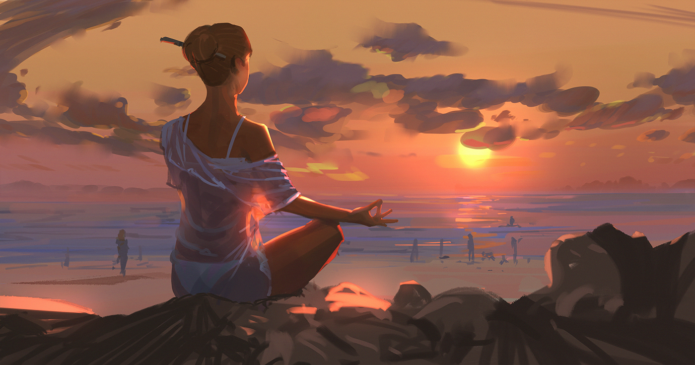 146/365 inner peace