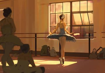 154/365 ballerina by snatti89