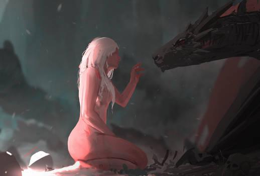 163/365  Daenerys Targaryen 2
