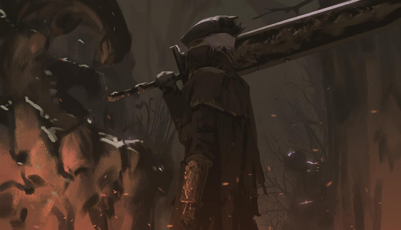 231 365 Bloodborne 6 By Snatti89 On DeviantArt