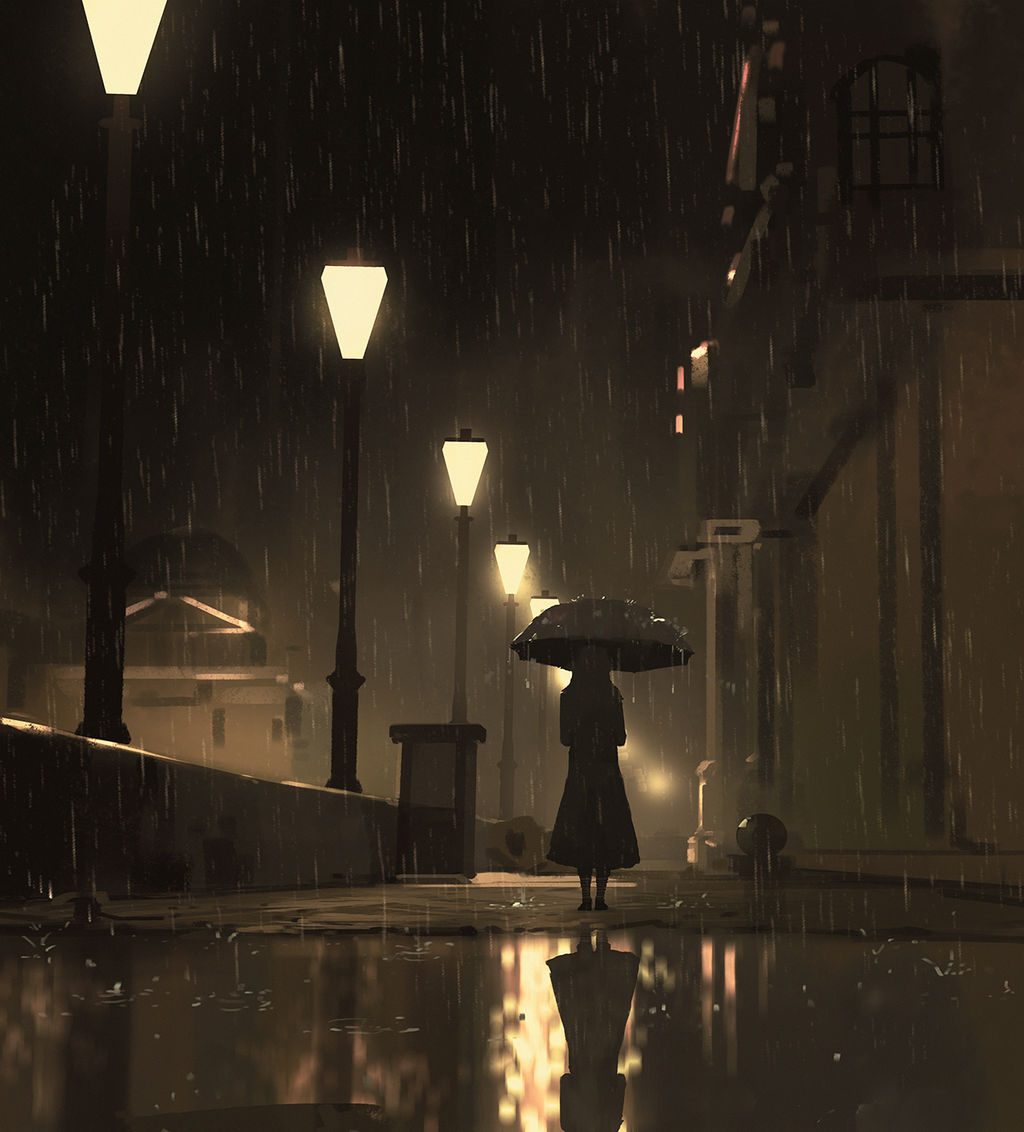 242/365 At night
