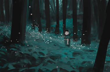 250/365 Grave of the fireflies