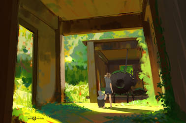 324/365 Path of Miranda_old by snatti89