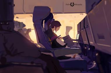 329/365 Path of Miranda_Flight mode