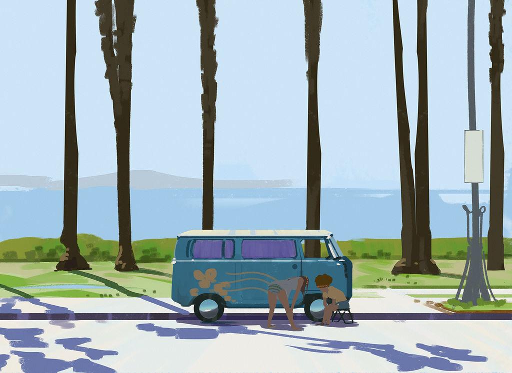 345365 Hippie Wagon By Snatti89 On Deviantart