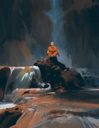 347/365 Morning meditation by snatti89